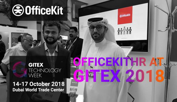 Officekit HR Gitex 2018