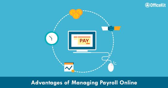 Advantages of Online Payroll Mangement